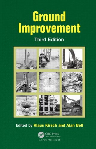 Ground Improvement  3rd 2012 (Revised) edition cover