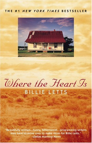 Where the Heart Is   1995 (Reprint) edition cover