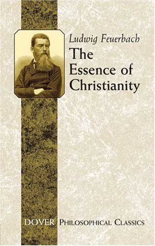 Essence of Christianity   2008 9780486454214 Front Cover