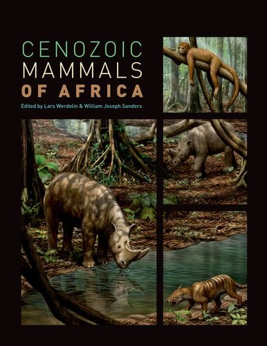 Cenozoic Mammals of Africa   2010 9780520257214 Front Cover