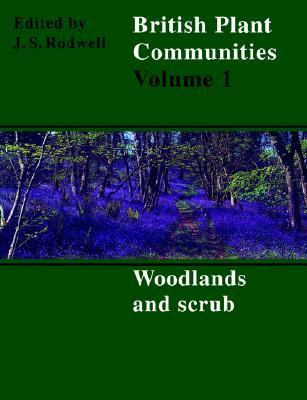 Woodlands and Scrub   1998 (Reprint) 9780521627214 Front Cover