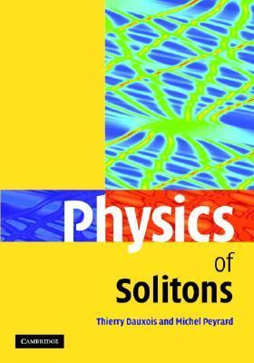 Physics of Solitons   2005 9780521854214 Front Cover