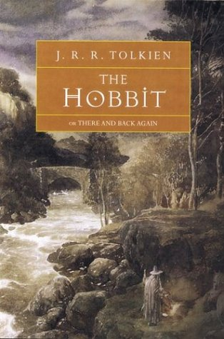 Hobbit Or There and Back Again  1999 edition cover