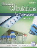 PHARMACY CALCULATIONS FOR TECH N/A edition cover