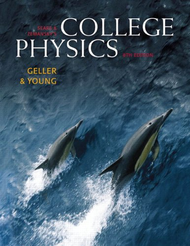 Sears and Zemansky's College Physics  8th 2007 (Revised) 9780805378214 Front Cover