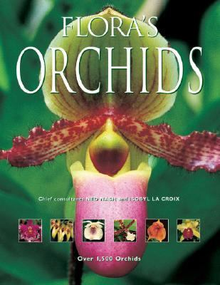 Flora's Orchids   2005 9780881927214 Front Cover