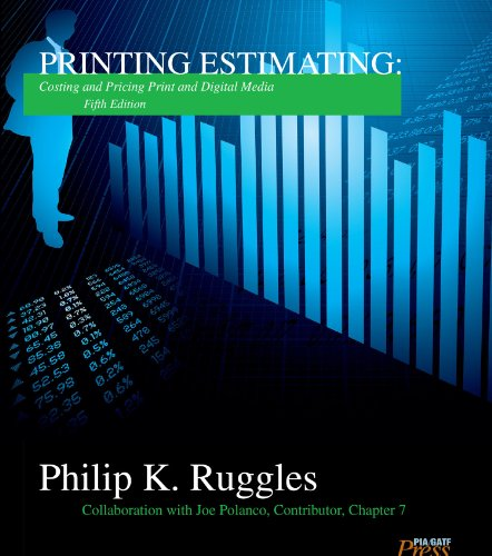 Printing Estimating, 5th Edition : Costing and Pricing Print and Digital Media N/A edition cover