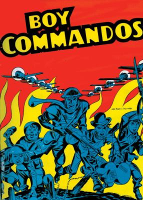 Boy Commandos  N/A 9781401229214 Front Cover
