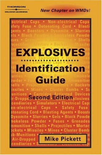 Explosives Identification Guide  2nd 2005 (Revised) 9781401878214 Front Cover