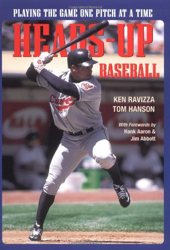 Heads-Up Baseball Playing the Game One Pitch at a Time  1995 edition cover