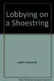 Lobbying on a Shoestring 3rd 2000 edition cover