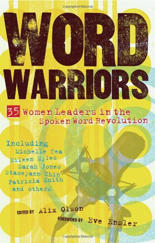 Word Warriors 35 Women Leaders in the Spoken Word Revolution N/A edition cover