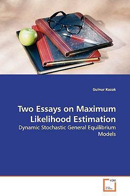 Two Essays on Maximum Likelihood Estimation:   2009 edition cover