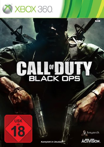Call of Duty: Black Ops - LTO Edition -Xbox 360 Xbox 360 artwork