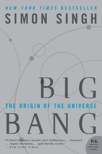 Big Bang The Origin of the Universe N/A 9780007162215 Front Cover