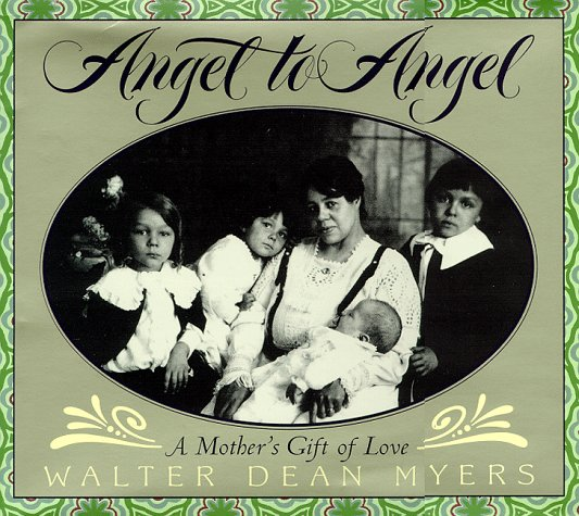 Angel to Angel A Mother's Gift of Love  1998 9780060277215 Front Cover