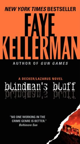 Blindman's Bluff  N/A edition cover