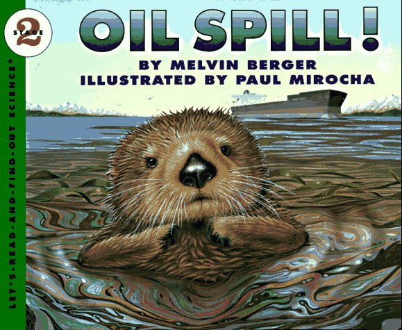 Oil Spill!   2011 edition cover