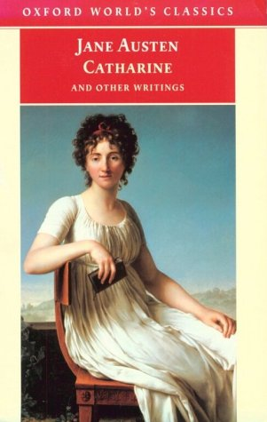 Catharine And Other Writings  1998 edition cover