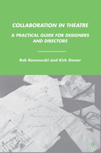 Collaboration in Theatre A Practical Guide for Designers and Directors  2009 edition cover