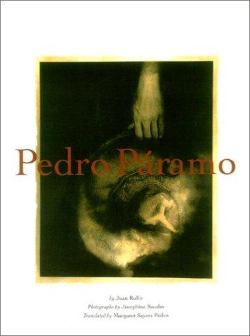 Pedro P�ramo   2002 edition cover