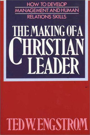 Making of a Christian Leader   1978 edition cover