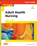 Study Guide for Adult Health Nursing  7th 2014 edition cover