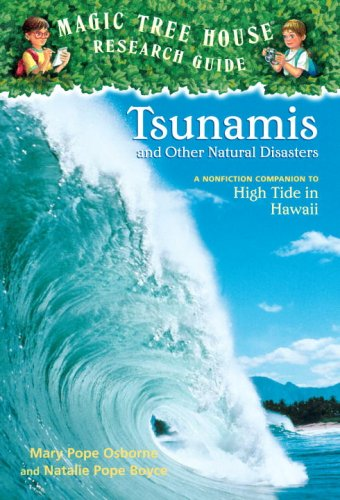 Tsunamis and Other Natural Disasters A Nonfiction Companion to High Tide in Hawaii  2007 edition cover