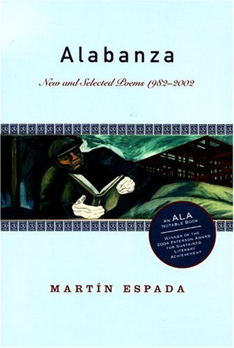 Alabanza New and Selected Poems, 1982-2002  2003 edition cover