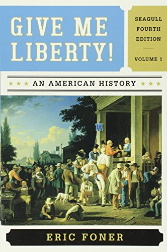 GIVE ME LIBERTY,SEAGULL ED.,VO N/A edition cover