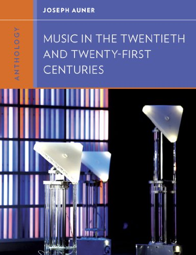 Anthology for Music in the Twentieth and Twenty-First Centuries   2013 edition cover