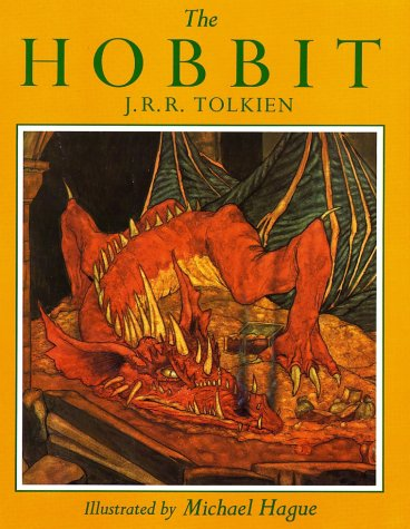 Hobbit   1989 edition cover