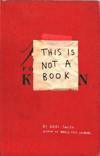 This Is Not a Book   2009 edition cover