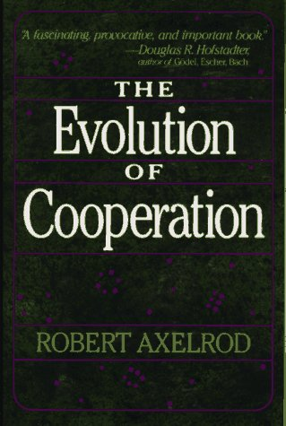 Evolution of Cooperation  N/A edition cover