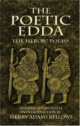 Poetic Edda The Heroic Poems  2007 edition cover