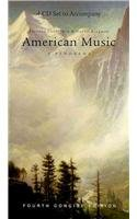 American Music: A Panorama 4 Cd Set  4th 2011 edition cover