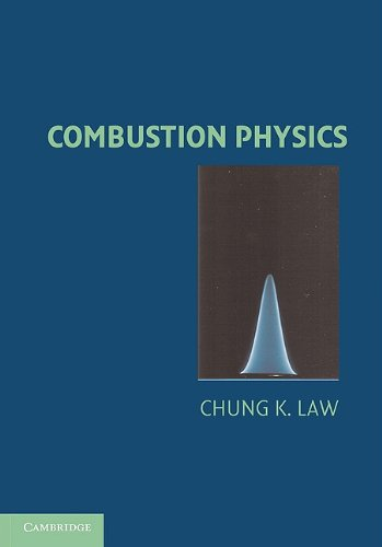 Combustion Physics   2010 edition cover