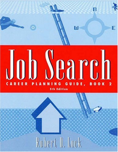 Job Search Career Planning Guide 5th 2005 (Revised) 9780534574215 Front Cover