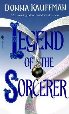 Legend of the Sorcerer A Novel  2000 9780553579215 Front Cover