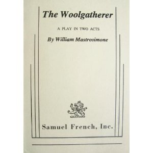 Woolgatherer A Play in Two Acts  1981 edition cover