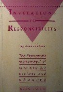 INVITATIONS TO RESPONSIBILITY 1st edition cover