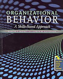 Organizational Behavior A Skills-Based Approach Revised 9780757564215 Front Cover