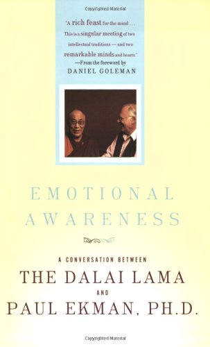 Emotional Awareness Overcoming the Obstacles to Psychological Balance and Compassion N/A edition cover