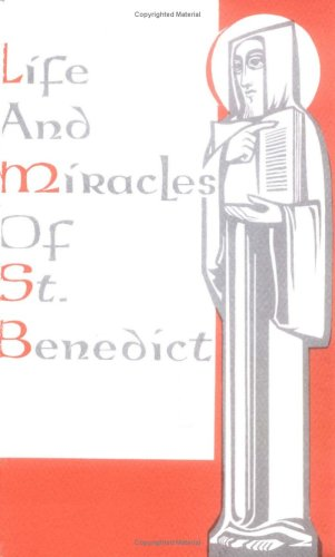 Life and Miracles of St. Benedict  N/A edition cover