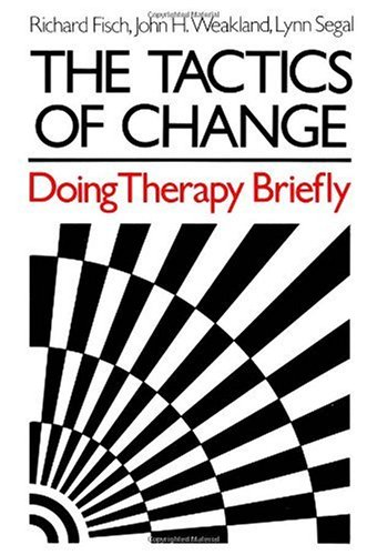 Tactics of Change Doing Therapy Briefly  1982 edition cover