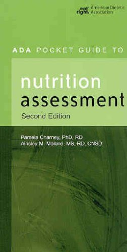 ADA Pocket Guide to Nutrition Assessment 2nd 2009 9780880914215 Front Cover