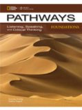 Pathways Foundations Listening, Speaking, and Critical Thinking  2014 edition cover