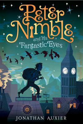 Peter Nimble and His Fantastic Eyes   2011 edition cover