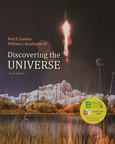 Discovering the Universe  10th edition cover