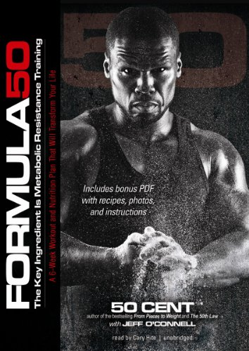 Formula 50: A 6-Week Workout and Nutrition Plan That Will Transform Your Life  2012 edition cover